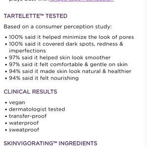 tarte Makeup - Tan Deep Golden) Tarte Shape Tape Foundation